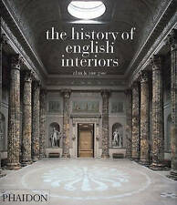 The History of English Interiors by Peter Aprahamian, Ann Gore, Alan Gore (Paper