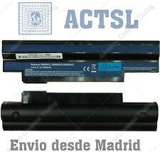 BATERIA para Acer Aspire One 532h-2Bb UM09G51 4400mAh 11.1V 6-cells