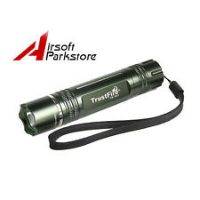 New TrustFire TR-801 XPE Q4 LED 18650 3 Mode 150 Lumens Tactical Flashlight Lamp