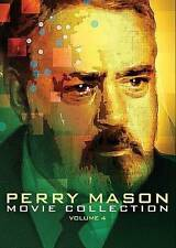 PERRY MASON MOVIE COLLECTION VOLUME 4 BRAND NEW SEALED DVD 6 Movies Raymond Burr