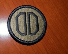 ARMY PATCH, SSI,- 31ST CHEMICAL BRIGADE,MULTICAM,OCP, WITH VELCR