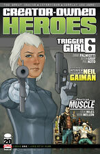 CREATOR OWNED HEROES #1 PHIL NOTO COVER FIRST PRINTING IMAGE COMICS