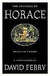 The Epistles of Horace: Bilingual Edition, Horace, Good Book