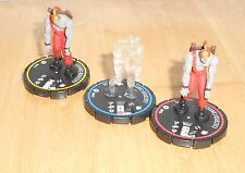 HERO CLIX -  HORROR CLIX - EXECUTED CONVICT - FIGURE SET  R,E,V  - NO CARD