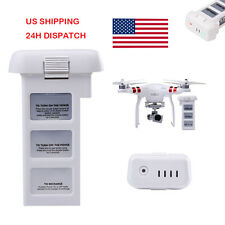New For DJI Phantom 2 Vision+ Plus Drone Quadcopter 5400mAh 11.1V Battery Part