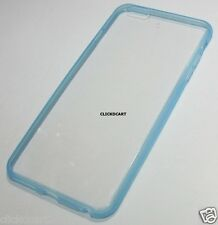 Ultra Thin Snap On TPU Frame Back Case For Apple iPhone 6