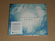 "Anathema ""Falling Deeper"" CD 2016 Sealed [Universal Distant Satellites A Sort Of"