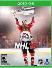 NEW NHL 16 (Microsoft Xbox One, 2015)