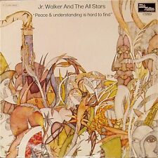 JR WALKER & THE ALL STARS 'PEACE & UNDERSTANDING IS HARD TO FIND' FRENCH LP