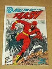 FLASH #4 DC COMICS SEPTEMBER 1987