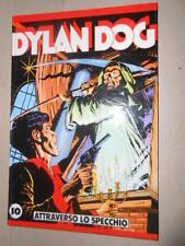 Bonelli Dylan dog Attraverso lo Specchio 10 Quaderno Cartonato