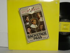 LITTLE RIVER BAND Backstage Pass Reminiscing Let's Dance Mistress Of Mine Rumor