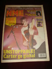 NME 1991 SEP 21 CARTER NIRVANA NED'S ATOMIC DUSTBIN PULP MOCK TURTLES MARC BOLAN