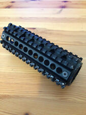 Carbine Length Quad Picatinny Rail Handguard