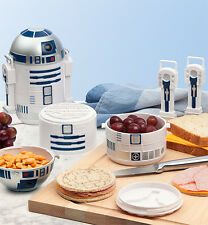 HUIL-SW: Official Licensed Star Wars R2-D2 Bento Lunch Box