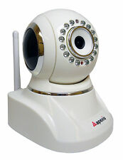 APEXIS h803-wireless TELECAMERA IP HD 1280 * 720p INDOOR NIGHT VISION Infra Rosso WIFI