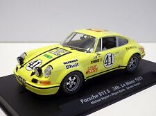 SLOT  FLY REF 88129 PORSCHE 911 S 24h LE MANS 1972, NEW OLD STOCK