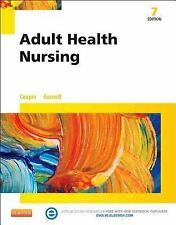 Adult Health Nursing 7th Edition by Kim Cooper -Paperback Book -Free Shipping