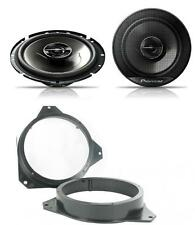 Citroen Berlingo 2008 onwards Pioneer 17cm Front Door Speaker Upgrade Kit 240W