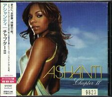 Ashanti - Chapter II - Japan CD+DVD+2BONUS OBI
