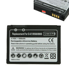 1600mAh D-X1 Rechargeable Battery for BlackBerry 9500 8900 9530 9550 9630 9650