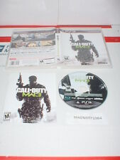 CALL OF DUTY: MODERN WARFARE 3 game in case - Sony Playstation 3 PS3