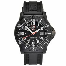 LUMINOX  ORIGINAL 8801 NAVY SEAL LAND/ DEEP DIVE  BLACK OPS CARBON NIGHT VISION