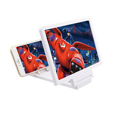 3D Phone Screen Magnifier Enlarged Screen Amplifier Bracket Holder Brand New