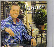 Jannes-Ietsie Pietsie Promo cd single