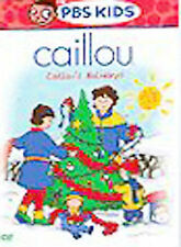 Caillou - Caillou's Holidays 2004 by Josée Mauff Ex-library - Disc Only No Case