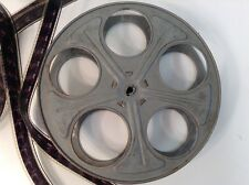 "Taylor 35mm 10"" 1000ft. Authentic Antique  Metal Film Reel Patina"