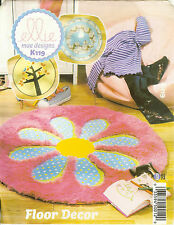Kwik Sew K119 Floor Decor Ellie Mae Pattern Sizes OSZ Uncut