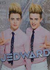 JEDWARD - A4 Poster (ca. 21 x 28 cm) - Clippings Fan Sammlung NEU