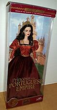 Barbie Princess Of The Portuguese Empire Dolls Of The World Collectors New 2003