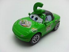 Mattel Disney Pixar Cars Chick Hicks Fans Diecast Metal Toy Car 1:55 Loose New