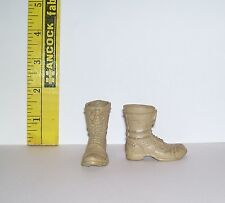 1/6 SCALE FASHION DOLL MALE ACCESSORY PAIR OF BOOTS FOR VINTAGE KEN DOLLS #3