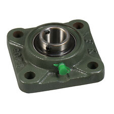 "UCF206-20 1-1/4"" Square 4 Bolt Flange Block Mounted Bearing Unit"