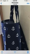 Sale NURSING COVER like HOOTER hider* BREASTFEEDING COVER anchor navy blue
