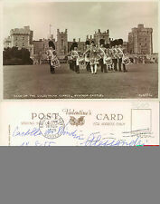 WINDSOR CASTLE - BAND OF THE COLDSTREAM GUARDS - SUSSEX   (rif.fg.2400)