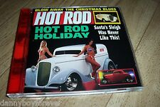 Hot Rod Rock Holiday NM Christmas CD Beach Boys Ventures Dion Bobby Vee Marcels
