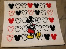 DISNEY CHARACTER MICKEY MOUSE BATHROOM HAND TOWEL 100% COTTON - BRAND NEW