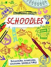 SCHOODLES: Exercise Book by Elle Ward : WH1-R1C : PB587 : NEW BOOK
