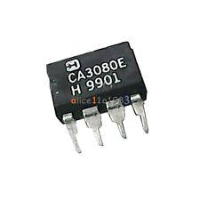 10pcs OP AMP IC HARRIS DIP-8 CA3080E CA3080EZ CA3080 100% Genuine