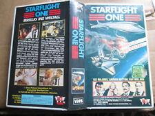 VHS - Starflight One - Irrflug ins Weltall - Lee Majors - VCL
