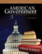 American Government and Texas Politics, JURHREE  STACEY, Good Book