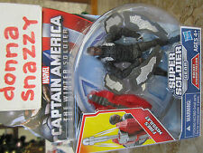 MARVEL HASBRO CAPTAIN AMERICA  THE WINTER SOLDIER ROCKET STORM FALCON RED SKULL