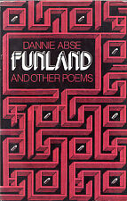 """DANNIE ABSE - """"FUNLAND AND OTHER POEMS"""" - 1st Edn - HUTCHINSON - HB/DW (1973)"""