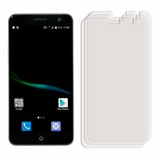 2 Membrane GENUINE Screen Protectors Protect for Mobile Phone ZTE Blade V7