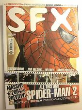 SFX Magazine #113 January 2004 (New) Spider-Man 2, Thunderbirds, Harry Potter 3