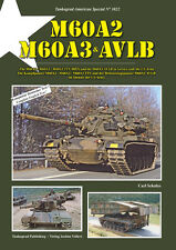 TANKOGRAD 3022 M60A2 M60A3 & AVLB THE M60A2/M60A3 TTS MBTS AND THE M60A1 AVLB IN